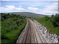 SD7778 : Railway South of Ribblehead by Chris Heaton