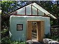 SH7504 : Straw bale building by ceridwen