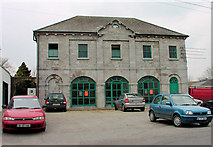 H2718 : Old Market House Ballyconnell Co. Cavan by Rick Crowley