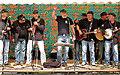 NJ5866 : Portsoy: Slogmaakane at the Portsoy Boat Festival : Week 25