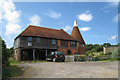 TQ7030 : Quedley Farm Oasthouse, Union Street, Flimwell, East Sussex by Oast House Archive