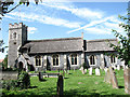 TG4414 : St Margaret's church by Evelyn Simak