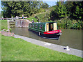 SU3168 : Below Picketfield Lock No 71, Kennet and Avon Canal by Dr Neil Clifton