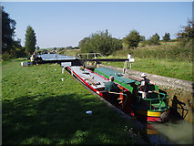 SU2662 : Lock No 61, Crofton, Kennet and Avon Canal by Dr Neil Clifton