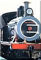 TL0017 : Narrow-gauge steamer in hibernation by Stanley Howe
