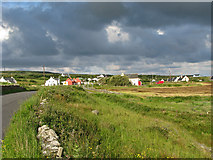 R0996 : Field and homes north of the R478 road by C Michael Hogan