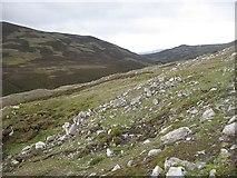 NN9780 : Below Sròn Coire na Creige by Richard Webb