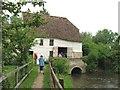 TL4945 : Hinxton Mill by Alan Hawkes