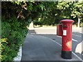 SZ0896 : Northbourne: postbox № BH10 296, Brierley Road by Chris Downer