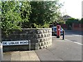 SZ0893 : Winton: postbox № BH3 226, Stokewood Road by Chris Downer
