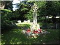 TL0633 : Pulloxhill: The War Memorial by Nigel Cox