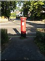 SZ0793 : Talbot Woods: postbox № BH3 331, Glenferness Avenue by Chris Downer