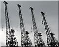 ST5872 : Dockside Cranes Built in 1951 : Week 27