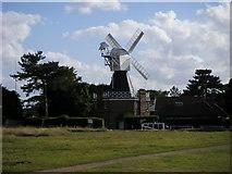 TQ2372 : Wimbledon Common Windmill by Shaun Ferguson