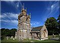 SY7197 : Parish Church of St Mary - Piddlehinton (2) : Week 28
