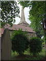 ST6376 : Fishponds parish church by ceridwen