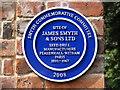 TM3569 : Site of James Smyth & Sons Ltd by AGC