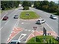 ST2583 : A48 at Castleton : Week 29