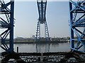 NZ5021 : Transporter Bridge : Week 30