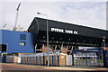 TM1544 : Britannia Stand, Ipswich Town Football Club by Bob Jones