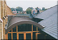 TQ2763 : Roof of the Good Shepherd church by Stephen Craven