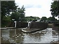 SP2665 : Grand Union Canal - Lock No 26 - Hatton Bottom Lock by John M