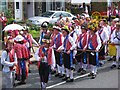 SD9905 : The Saddleworth Morris Men by Paul Anderson