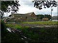 SE2306 : Approaching Gunthwaite Hall Farm by Wendy North