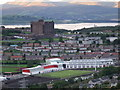 NS2474 : The new Inverclyde Academy by Thomas Nugent