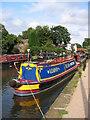 SJ6887 : Bridgewater Canal, Lymm : Week 33