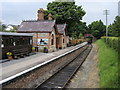 SP7500 : Chinnor Railway Station by Shaun Ferguson