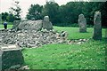 NJ7428 : Loanhead of Daviot Stone Circle by ronnie leask