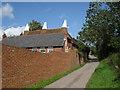 TQ8049 : Park Farm Oast, Sutton Valence, Kent by Oast House Archive