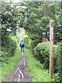 SO8879 : Wet Day on Monarch's Way by Gordon Griffiths