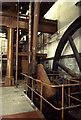 TQ3883 : Steam engine, West Ham Pumping Station by Chris Allen