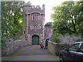 D3115 : The Barbican Gate, Glenarm Castle by Kenneth  Allen