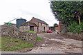 SE8821 : Spring Gate Farm, Alkborough by David Wright