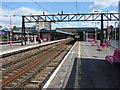 TQ4484 : Barking station, platform 5 by Oxyman