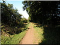 TL5759 : Byway to the A11 / A14 / A1303 junction by Keith Edkins