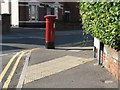 SZ0690 : Westbourne: postbox № BH4 17, Alumhurst Road by Chris Downer