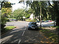 SP0384 : Crossroads of Eastway, Moor Pool Avenue and Ravenhurst Road by Basher Eyre