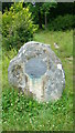 SU7326 : The Poet Stone on Shoulder of Mutton Hill by Shazz