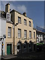 SY3492 : Lyme Regis: the post office by Chris Downer