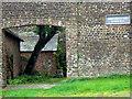 SS2111 : Stowe Barton Farm - A glimpse inside by Tony Peacock
