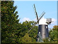 TQ0742 : Ewhurst Windmill by Colin Smith