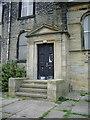 SE0628 : St Mary's Parish Church, Illingworth, Doorway by Alexander P Kapp