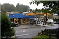 SE0420 : Glenfield Service Station - Halifax Road, Kebroyd by Betty Longbottom