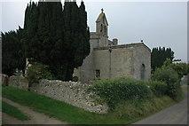 SP3220 : Shorthampton Church by Philip Halling