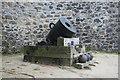 SW5537 : Crimean siege mortar by Chris Allen