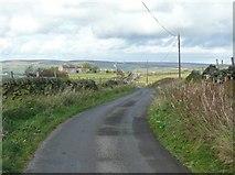 SE0022 : Coppy Nook Lane, Mytholmroyd by Humphrey Bolton